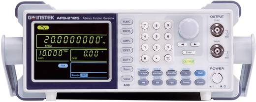 GW Instek AFG-2005 Arbitraire functiegenerator, frequentiebereik 0.1 Hz - 5 MHz, 1-kanaal,
