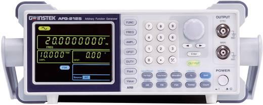GW Instek AFG-2112 Arbitraire functiegenerator, frequentiebereik 0.1 Hz - 12 MHz, 1-kanaal,
