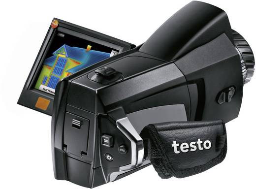testo 876 Set Warmtebeeldcamera -20 tot 280 °C 160 x 120 pix 9 Hz