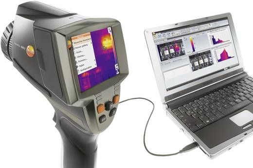 testo 0554 7806 SuperResolution Software upgrade Geschikt voor (details) testo 870, testo 875, testo 876, testo 881, te