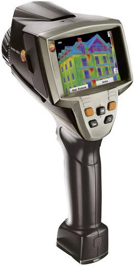 Warmtebeeldcamera testo 882 + Feuchtefühler -30 tot 350 °C 320 x 240 pix 33 Hz