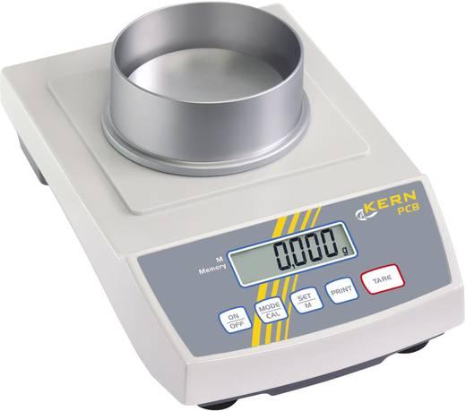 Precisie weegschaal Kern Weegbereik (max.) 240 g Resolutie 0.001 g Zilver