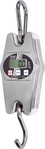 Kern Hangweegschaal Weegbereik (max.) 200 kg Resolutie 500 g