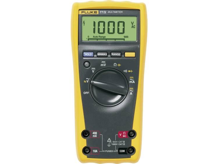 Fluke 77IV Industriële Digitale Multimeter