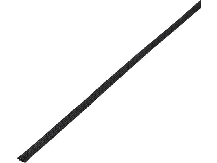 Gevlochten beschermkous CBBOX0814-BK TRU COMPONENTS Inhoud: 10 m