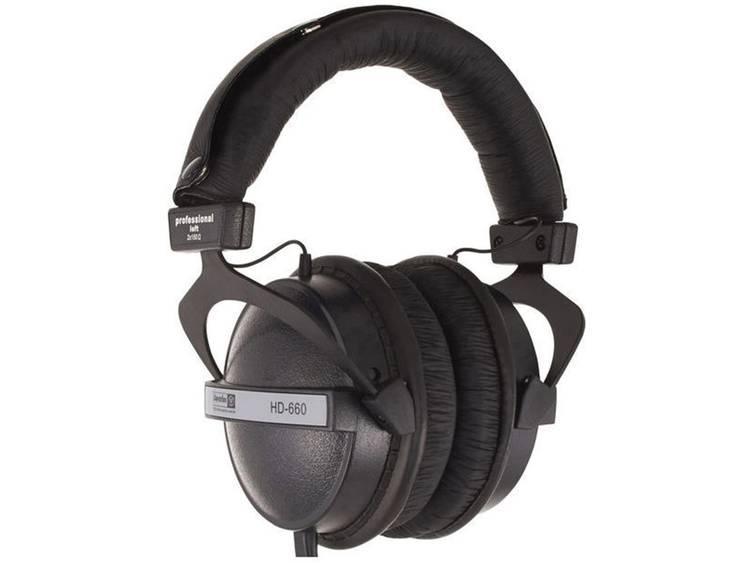 Superlux HD-660 studiohoofdtelefoon, Zwart