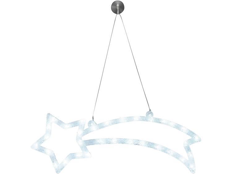 Raamdecoratie Komeet LED Polarlite LDE-02-009