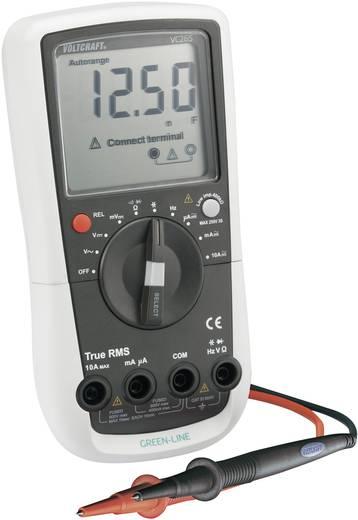 VOLTCRAFT VC265 Multimeter Digitaal Kalibratie: Zonder certificaat CAT III 600 V Weergave (counts): 4000