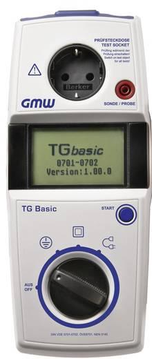 GMW TG basic 1 Veiligheidstester VDE-testapparaat conform DIN EN 62638 / DIN VDE 0701-0702