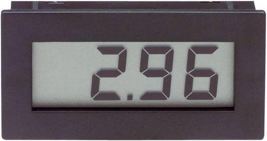 VOLTCRAFT DVM210 Digitale inbouwmeter, paneelmeter Inbouwmaten 45,5 x 22 mm