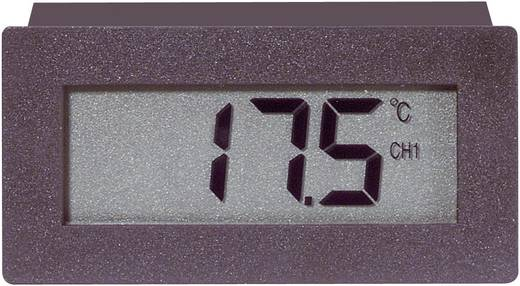 VOLTCRAFT TCM 220 2-kanaals temperatuurschakelmodule -30 tot +70 °CInbouwmaten 45,5 x 22 mm