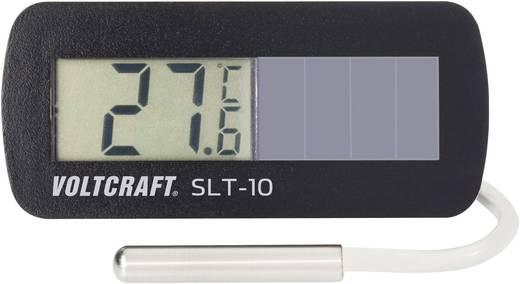 VOLTCRAFT SLT-10 Solar-inbouwthermometer, Inbouwmaten 60 x 26 mm , waterdicht