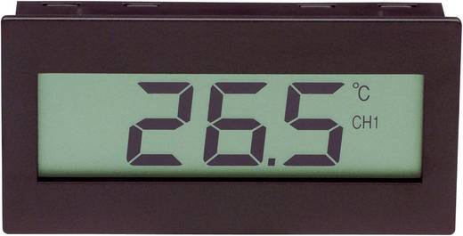 VOLTCRAFT TCM 320 2-kanaals temperatuurschakelmodule -30 tot +70 °CInbouwmaten 68.5 x 33 mm