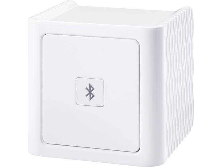 Renkforce Bluetooth-wekker Cube voor iOS-apparaten, zoals iPhone, iPad en iPod (b x h x d) 60 x 60 x