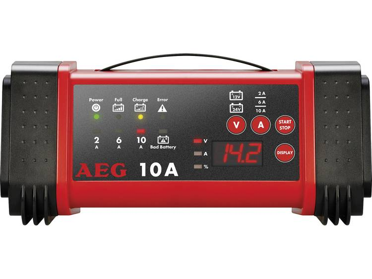 AEG Automatische acculader, Regenerator 24 V, 12 V