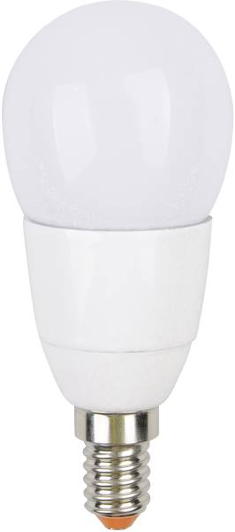 JEDI Lighting LED-lamp E14 Kogel 3.2 W RGB Energielabel: B Dimbaar ...