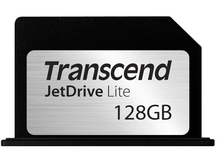 Apple uitbreidingskaart 128 GB Transcend JetDrive⢠Lite 330