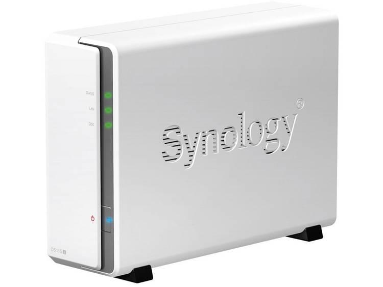Synology DiskStation DS115j DS115j NAS-serverbehzuizing