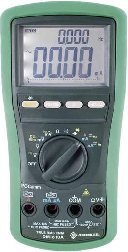 Greenlee DM-810A Multimeter Digitaal Kalibratie: Zonder certificaat CAT IV 1000 V Weergave (counts): 10000