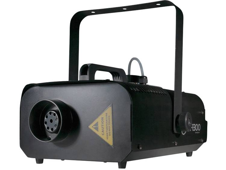 ADJ VF1300 Rookmachine Incl. kabelgeboden afstandsbediening, Incl. bevestigingsbeugel
