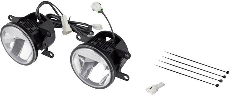 Image of Mistlamp LED (Ø x d) 100 mm x 90 mm OSRAM LEDFOG201 LEDriving F1