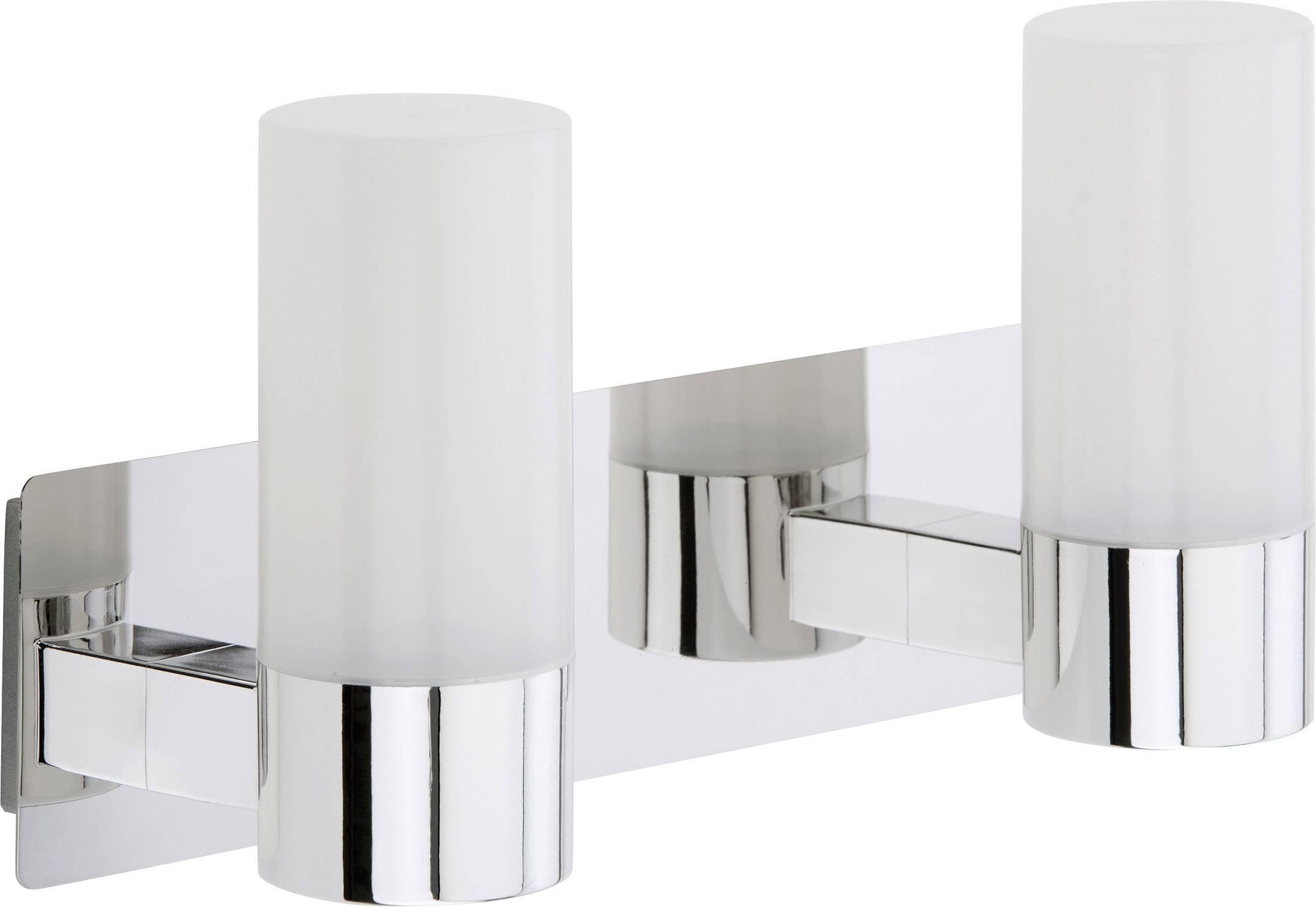 Badkamer Design Wandlamp : Led badkamer wandlamp w warm wit briloner splash chroom