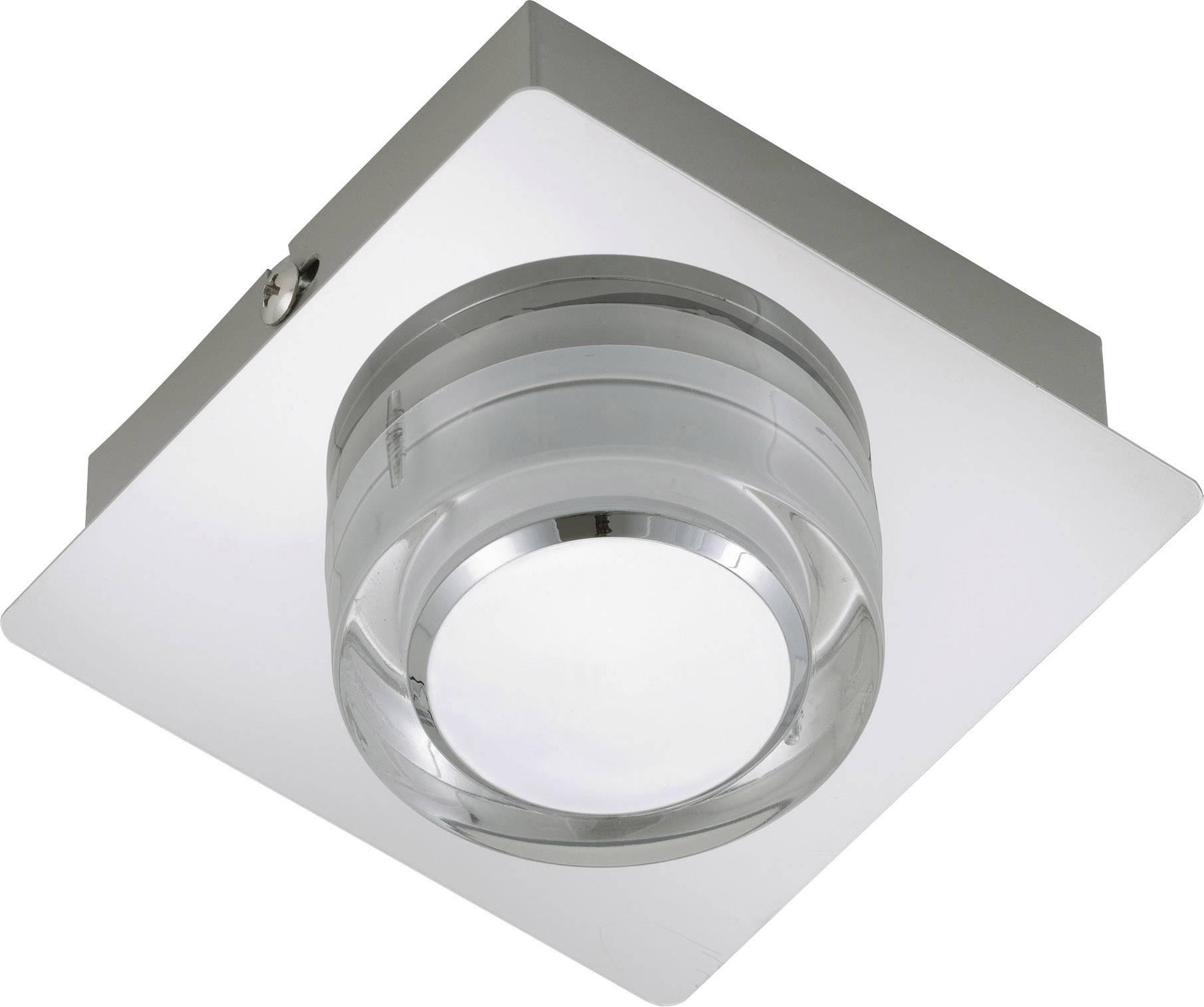 LED-plafondlamp voor badkamer 5 W Warm-wit Briloner 2257-018 Surf ...
