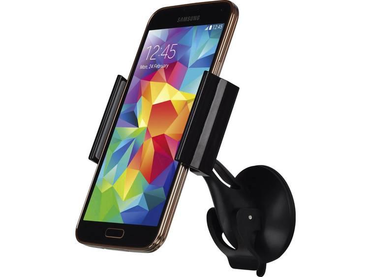Zuignap Auto telefoonhouder LUXA 2 Smart Clip 360° draaibaar 3.5 6 inch