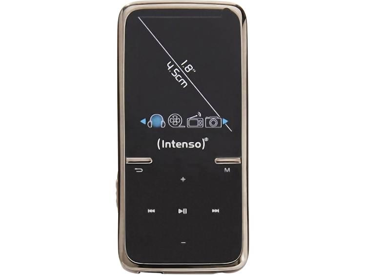 Intenso Video Scooter MP3-speler, MP4-speler 8 GB Zwart