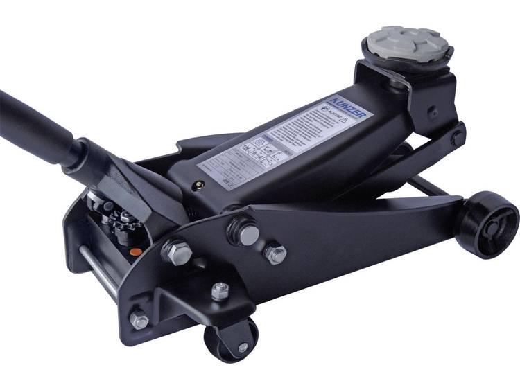 Hydraulische krik 485 mm 150 mm 3000 kg Kunzer WK 1031