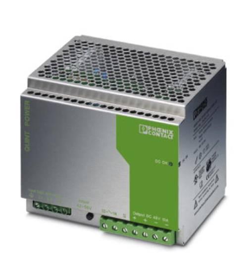 Phoenix Contact QUINT-PS-3X400-500AC/48DC/10 Din-rail netvoeding 48 V/DC 10 A 480 W 1 x
