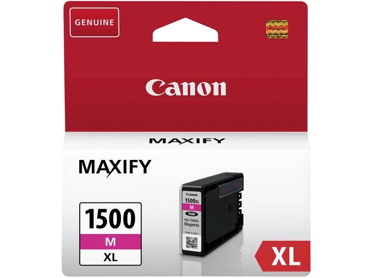 Canon Inkt PGI-1500M XL Origineel Magenta 9194B001