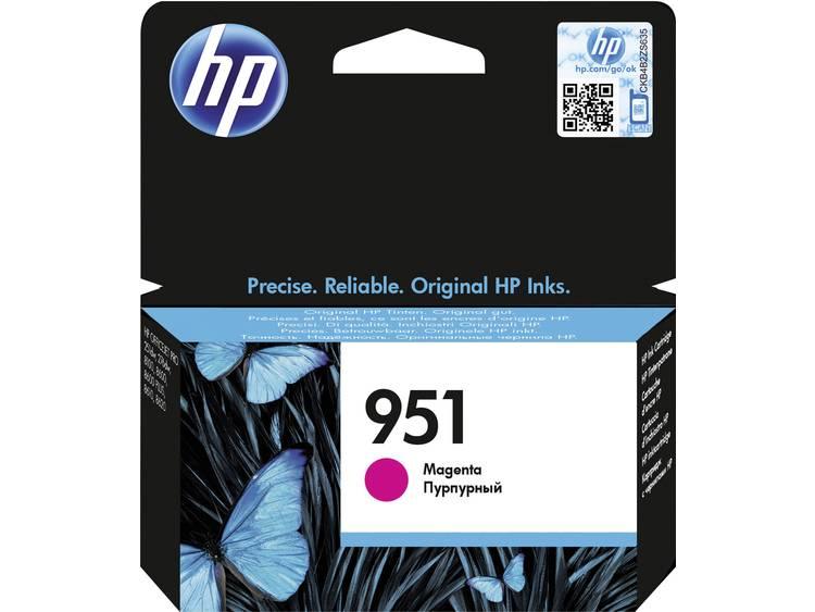HP Inkt 951 Origineel Magenta CN051AE