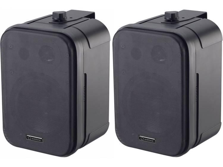 Actieve studio monitor 13 cm 5.12 inch Renkforce Control 250AMP 30 W 1 paar kopen