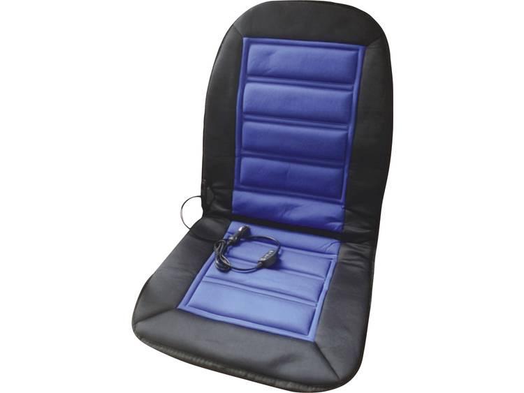 HP Autozubehör Warmtekussen 12 V 2 warmtestanden Zwart blauw