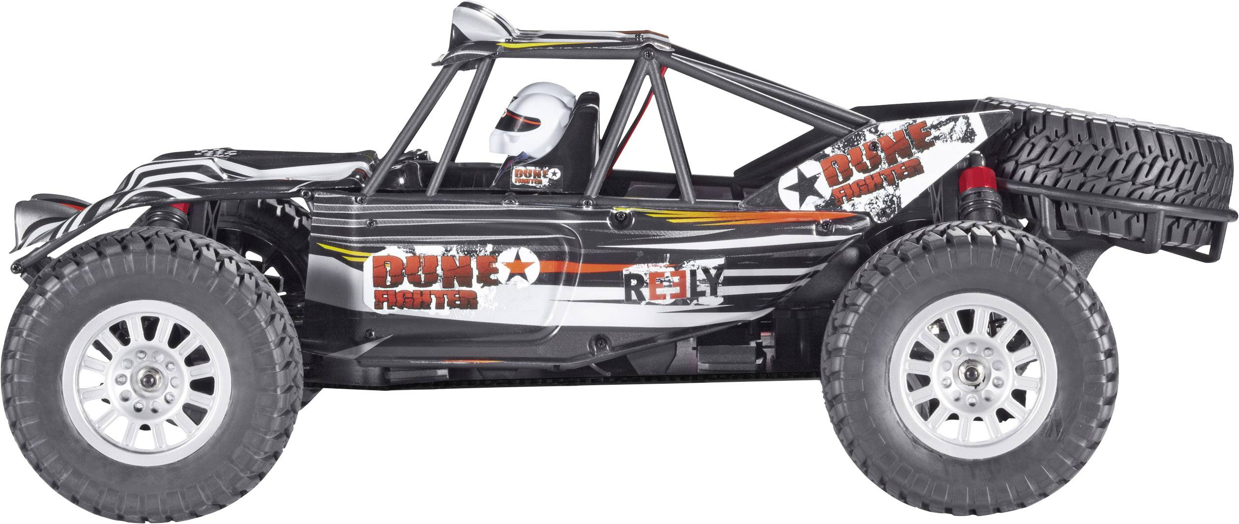 reely dune fighter 1 10 rc auto elektro buggy 4wd. Black Bedroom Furniture Sets. Home Design Ideas