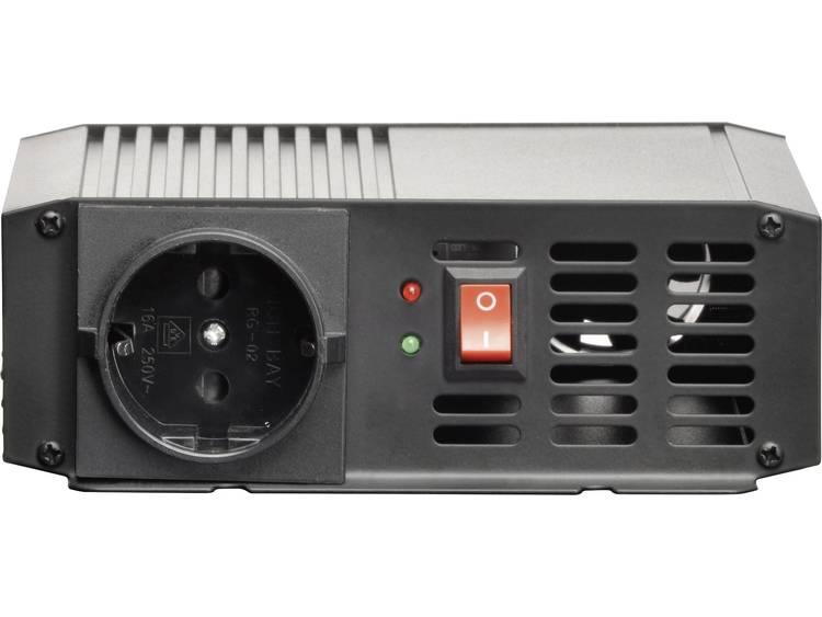 VOLTCRAFT PSW 300-12-G Omvormer 300 W 12 V-DC 11.4 14.4 V Schroefklemmen
