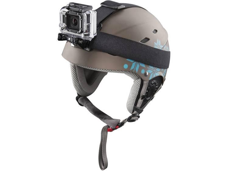 Mantona 20243 20243 Helm gordel Geschikt voor: GoPro