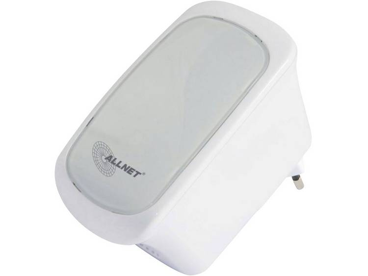 Allnet ALL0238RD WiFi versterker 300 Mbit/s 2.4 GHz, 5 GHz