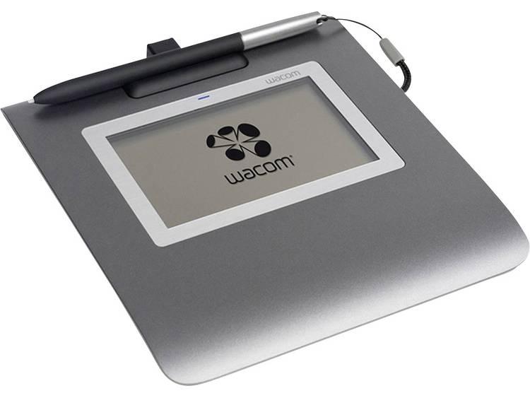 Wacom Signature Set STU-430 + sign pro PDF USB grafisch tablet Zilver