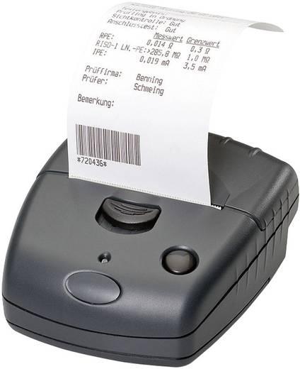 Benning PT 1 inkl. Bluetooth Dongle 044150 Draagbare protocolprinter BENNING PT 1 Geschikt voor BENNING ST 750, Benning