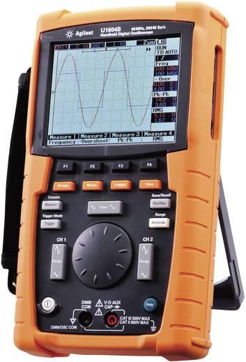 Keysight Technologies U1604B-001 Handoscilloscoop (scoopmeter) 40 MHz 2-kanaals 100 MSa/s 125 kpts 8 Bit Digitaal geheu