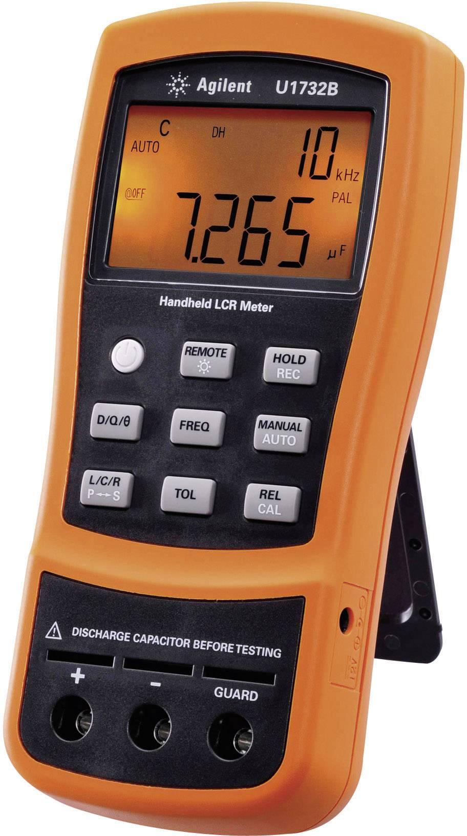 Betere U1732B LCR-multimeter voor het meten van weerstanden, spoelen en CO-52
