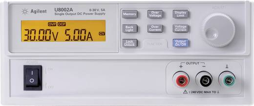 Keysight Technologies U8002A Labvoeding, regelbaar 0 - 30 V/DC 0 - 5 A 150 W Aantal uitgangen 1 x