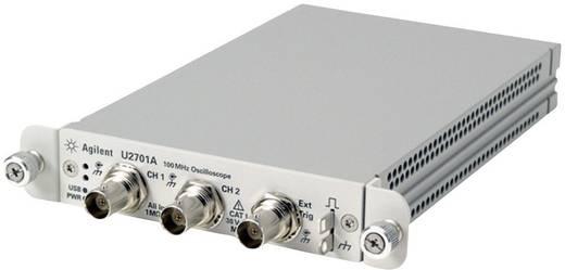 Oscilloscoop-voorzetstuk Keysight Technologies U2701A 100 MHz 2-kanaals 500 MSa/s 16 Mpts 8 Bit Digitaal geheugen (DSO)