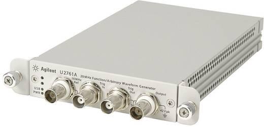 Keysight Technologies U2761A 20 MHz USB arbitraire-functiegenerator1-kanaal Kalibratie Zonder certificaat