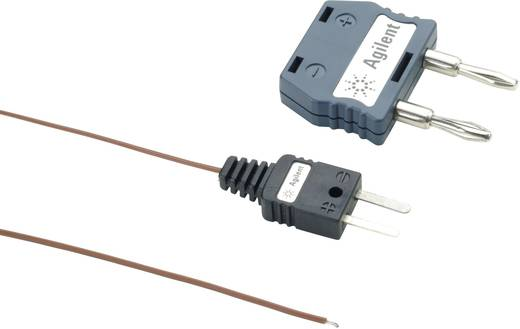 Keysight Technologies U1185A U1185A U1185A Thermo-element type-J met aansluitadapter voor U1200-Serie Geschikt voor (details) U1230, U1231A, U1232A, U1233A, U1240, U1241B, U1242B, U1250, U1251B, U1252B, U1253B, U1270, U1271A, U1272A, U1273A