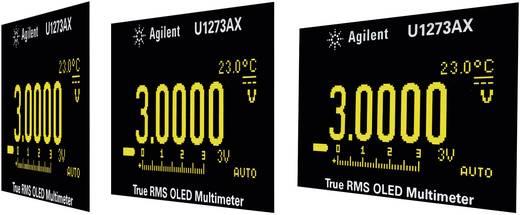 Multimeter Keysight Technologies U1273AX CAT III 1000 V, CAT IV 600 V Fabrieksstandaard (zonder certificaat)