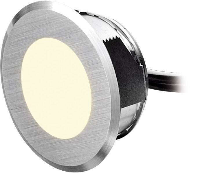 LED-badkamer inbouwlamp 1.25 W 12 V Warm-wit dot-spot Mini-Disc ...