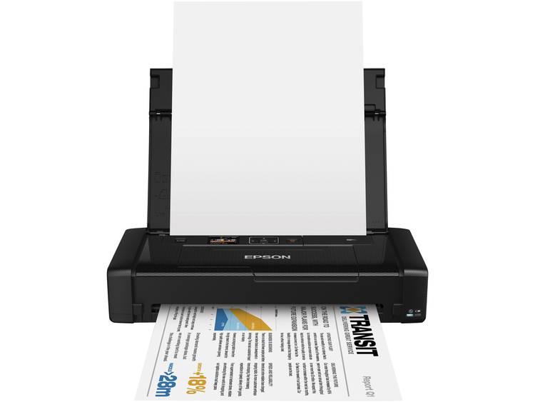 Epson WorkForce WF-100W Inkjetprinter A4 Printen
